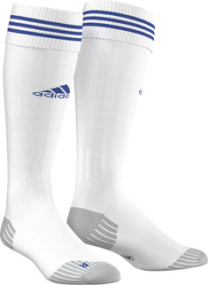 ADI SOCK 18 WHITE/BOLD BLUE [FROM: $11.90]