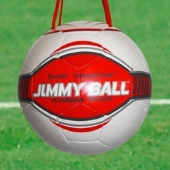 JIMMY BALL SIZE 3 WHITE