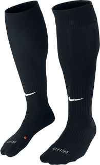 CLASSIC II OTC SOCK BLACK [FROM: $13.00]