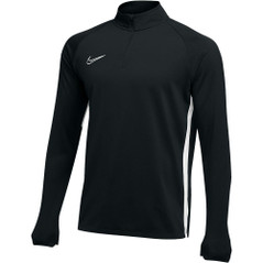 MIDLAYER ACADEMY TOP 19 L/S BLACK [FROM: $44.80]