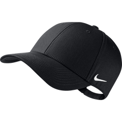 CLUB TEAM CAP BLACK/WHITE