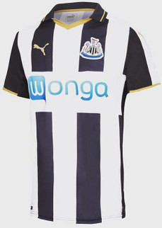 NEWCASTLE HOME JERSEY 16/17