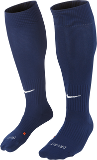 CLASSIC II OTC SOCK NAVY [FROM: $13.00]
