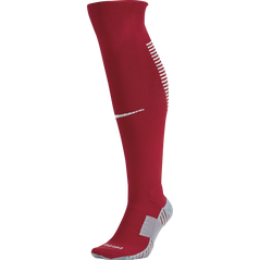 STADIUM OTC SOCK UNI RED [FROM: $19.50]