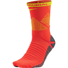 STRIKE MERCURIAL SOCK TOTAL CRIMSON