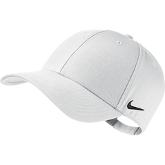 CLUB TEAM CAP WHITE/BLACK