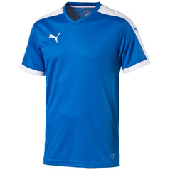 LIGA JERSEY S/S ROYAL/WHITE [FROM: $21.00]