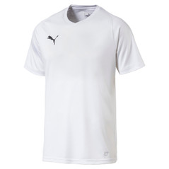 LIGA JERSEY CORE S/S WHITE [FROM: $17.50]