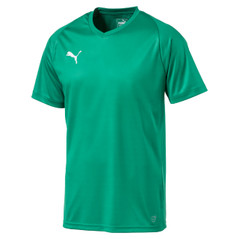 LIGA JERSEY CORE S/S GREEN [FROM: $17.50]