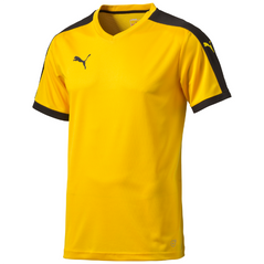 LIGA JERSEY S/S YELLOW/BLACK [FROM: $21.00]