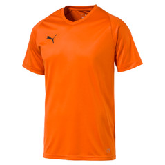 LIGA JERSEY CORE S/S ORANGE [FROM: $17.50]