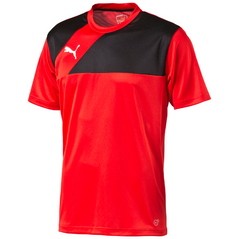 ESQUADRA JERSEY S/S RED/BLACK