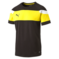 SPIRIT II JERSEY S/S BLACK/YELLOW