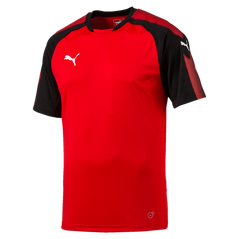 ASCENSION JERSEY S/S RED/BLACK