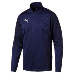 LIGA 1/4 ZIP JACKET NAVY [FROM: $42.00]