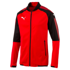 ASCENSION JACKET RED/BLACK