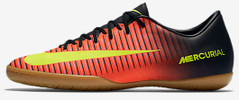 MERCURIAL VICTORY VI IC PINK/BLACK/YELLOW