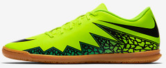 HYPERVENOM PHADE II IC YELLOW/BLACK/GREEN