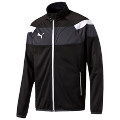 SPIRIT II TRACK JACKET BLACK/WHITE [FROM: $42.00]