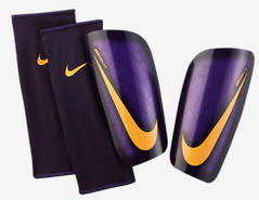NIKE MERCURIAL LITE PURPLE/ORANGE