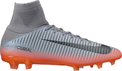 CR7 MERCURIAL VELOCE III DF FG GREY/ORANGE