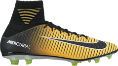 MERCURIAL VELOCE III DF FG FLURO YELLOW/BLACK