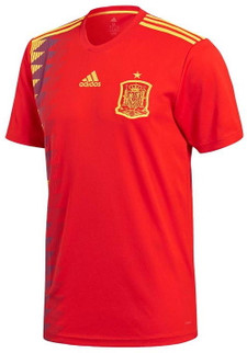 SPAIN HOME JERSEY 17/18