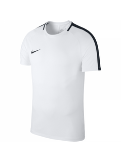 DRY ACADEMY 18 TOP SS WHITE [FROM: $23.80]