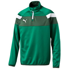 SPIRIT II 1/4 ZIP JACKET GREEN/WHITE [FROM: $42.00]