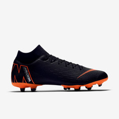 SUPERFLY 6 CLUB MG BLACK/ORANGE