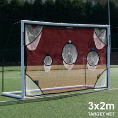 QUICKPLAY TARGET NET 3M X 2M [FROM: $171.00]