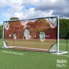 QUICKPLAY TARGET NET 5M X 2M [FROM: $207.00]