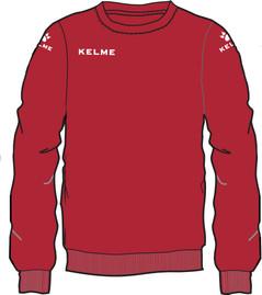 Liga Sweatshirt - Red