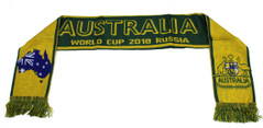Scarf Australia Russia World Cup 2018 (Reversible)