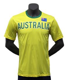 Australia Jersey Yellow