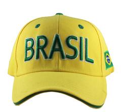 Brazil Cap Yellow