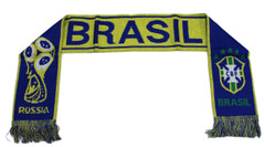 Brazil Scarf Russia 2018 Reversible