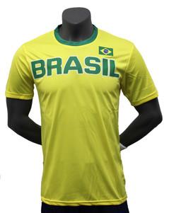 Brazil Jersey Yellow