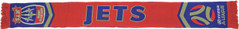 Newcastle Jets Cleave Jacquard Scarf