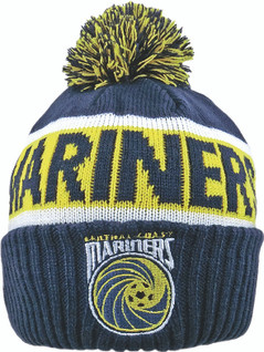 Central Coast Mariners Striker Beanie