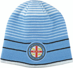 Melbourne City Reversible Beanie