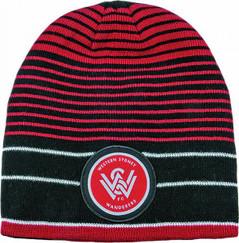 Western Sydney Wanderers Reversible Beanie