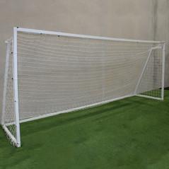 5m X 2m Aluminium Frame Portable Goal