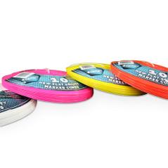 10Pk Flat Cones - Pink