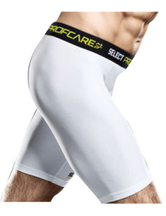 COMPRESSION SHORT WHITE