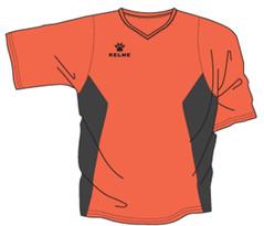 Zaragoza Jersey Orange/Black
