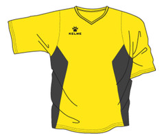 Zaragoza Jersey Yellow/Black
