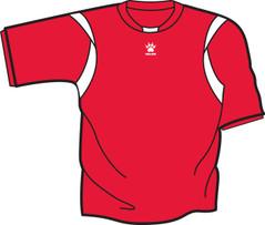 Reyes Jersey Red/White
