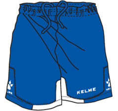 Cadiz Short Royal/White