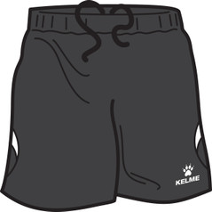 Reyes Short BLACK/WHITE